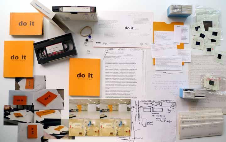 Llega «Do It» al 220CC: dentro de las diez exhibiciones que cambiaron el mundo del arte