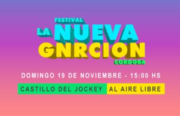 El Festival La Nueva Generación presenta su grilla