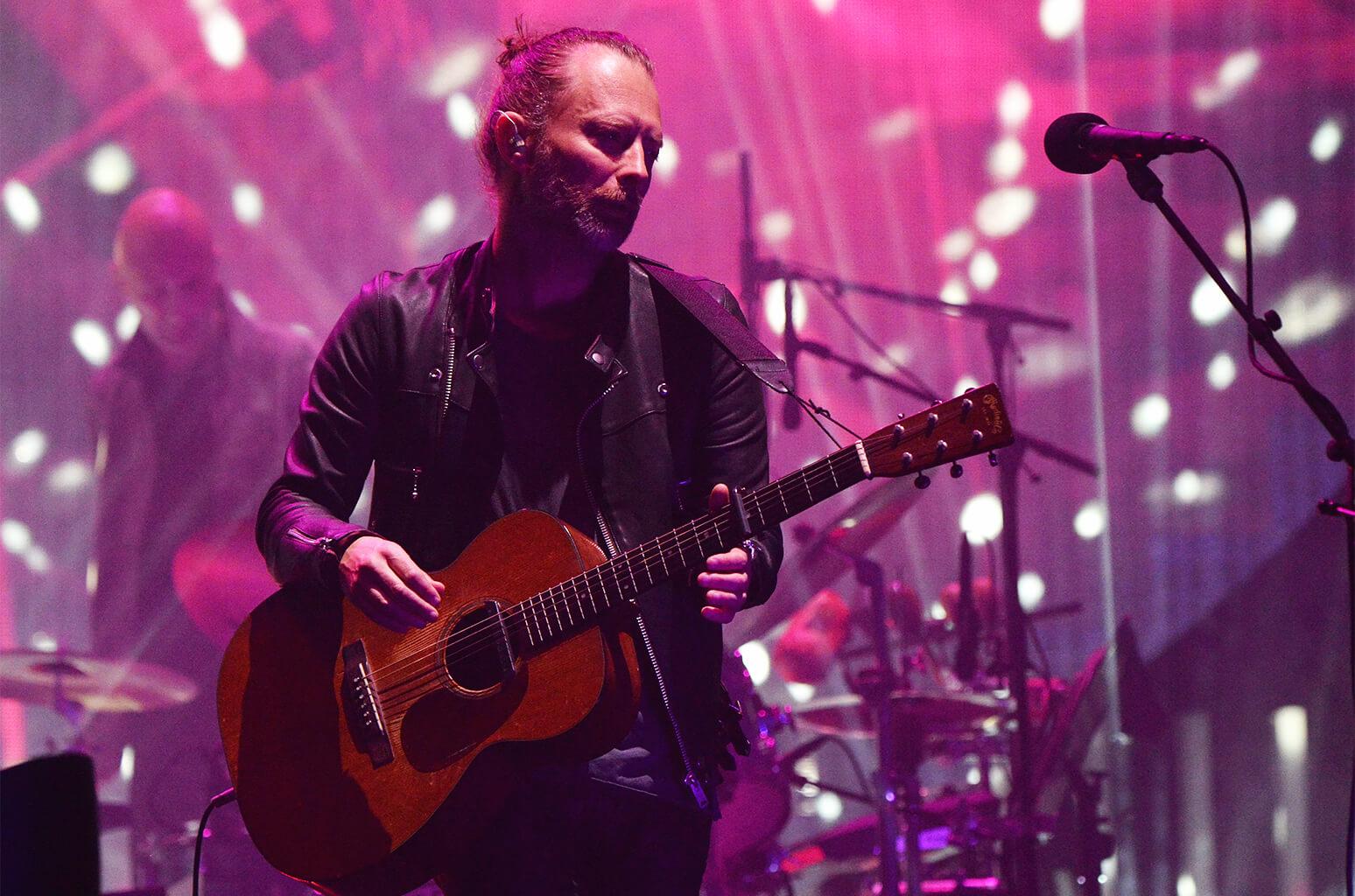 Después de casi una década, vuelve Radiohead a la Argentina