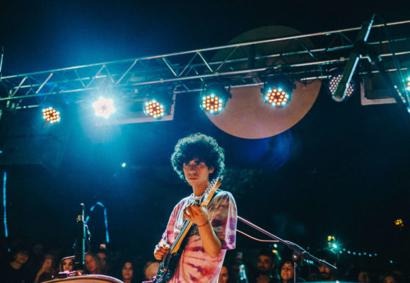 Luca Bocci & The Golden Papets + Hipnótica en Córdoba