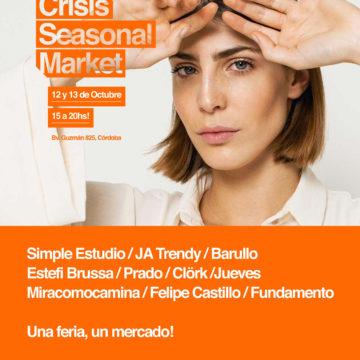 Crisis Seasonal Market en LUOLA: una feria, un mercado.