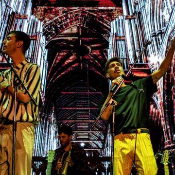 Hipnótica hace oficial su tercer disco CLÁSICO