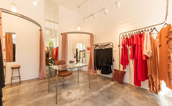 Onirika abrió las puertas de su local exclusivo diseñado por Esteban Labarthe
