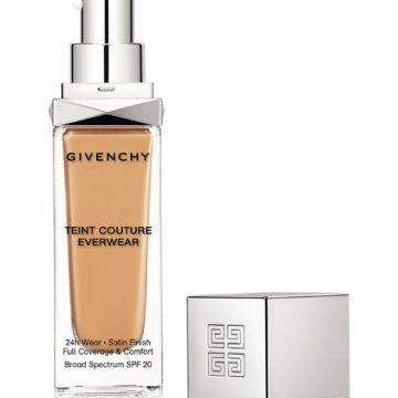 Lanzamiento TeintCouture EverweardeGivenchy: la base de maquillajea prueba de emociones