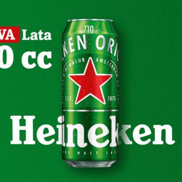Nueva HEINEKEN 710: Más sabor para compartir