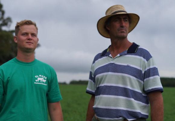 Estrenó un mini documental de Kiss the Ground: Qué es El Mate? Agricultura Regenerativa