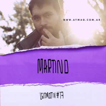 Leitmotiv #17: Martino Dominguez