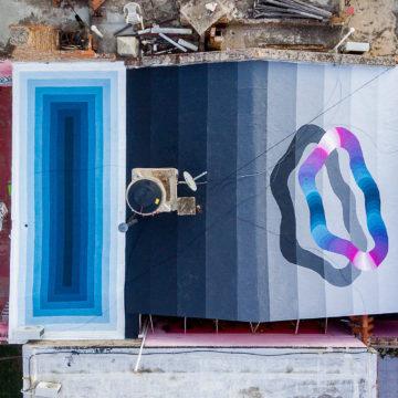 DINO VALENTINI: Una órbita. Un discurso. Una norma. Un alojamiento.