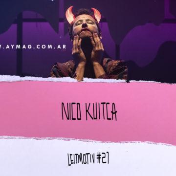 Leitmotiv #21: Nico Kuitca
