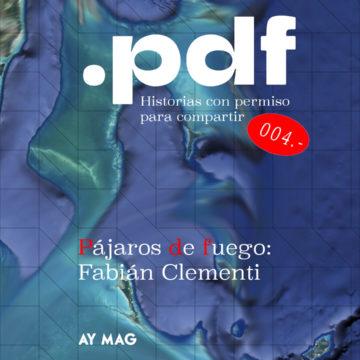 PDF: Las alas sucias del tenis (fragmento)