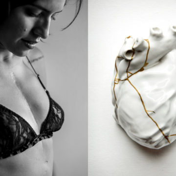 Julieta Cementerio presenta «Cicatrices y corazones»