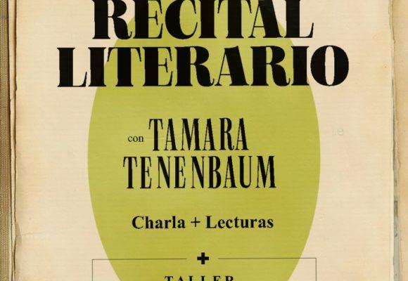 Capítulo Piloto presenta: Tamara Tenenbaum y Juan Sklar en Córdoba