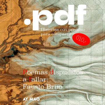 PDF: Poemas dispuestos a fallar