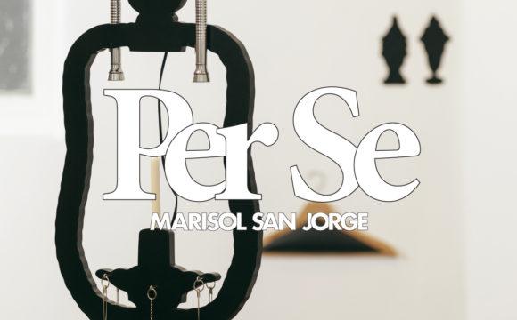 Per Se: Marisol San Jorge flotando en el mundo